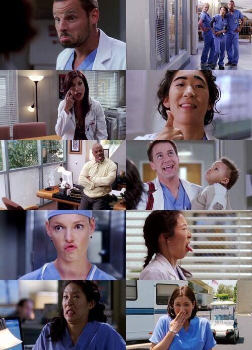 Grey's Anatomy -  Silliness!