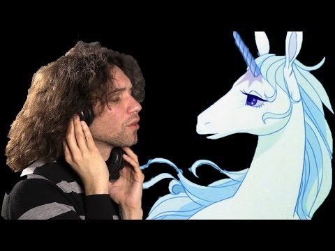 The Last Unicorn (Cover) - Dan Avidan and Brian Wecht - YouTube Most amazing song ever sang by an a amazing singer, Danny Sexbang