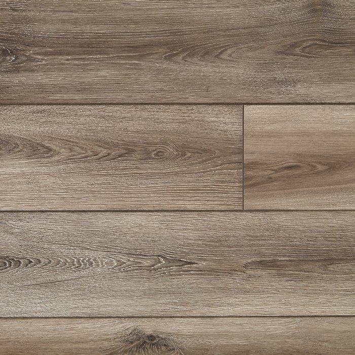 Restoration Collection 8 X 51 X 12mm Laminate Flooring In Brushed Gray In 2020 Laminate Flooring Wood Floors Wide Plank Wide Plank Laminate Flooring