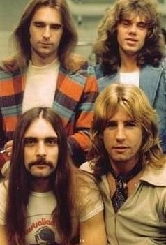 Status Quo, love this group they always get the crowd rocking. seen them a few times.