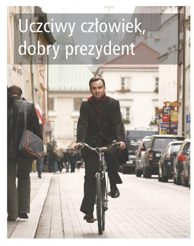 """""""Twój Prezydent Andrzej Duda"""". Obejrzyj pierwszy numer - niezalezna.pl"""