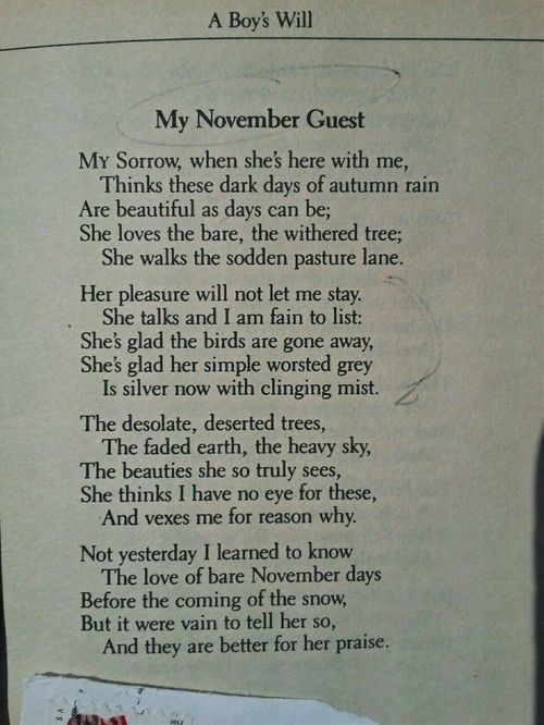 My favorite poem. Ever. Ever. <3 Robert Frost.