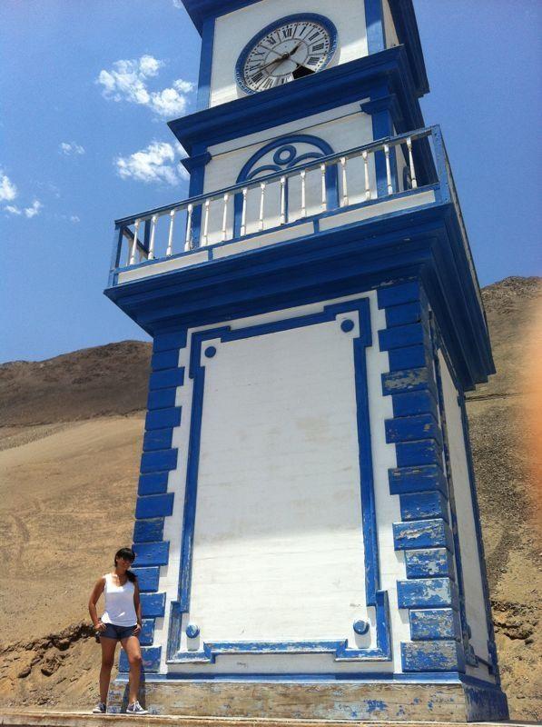 Pisagua región de Tarapaca. Chile Lugar lleno de historia