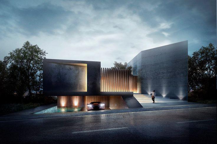 SLP mas sobre este proyecto en nuestro sitio web... #creato #creatolifestyle  #villa  #luxe  #Dubai  #facades #architecture #project #design  #contemporary  #mansion  #interior  #luxury  #UAE   #contemporaneo  #espectacular  #casas #interior #design