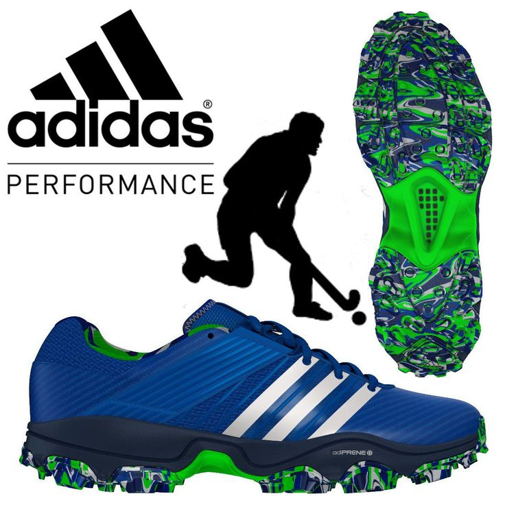 adidas adiSTAR Hockey 4 Mens Pro Performance Field Hockey Shoes Sports Trainers