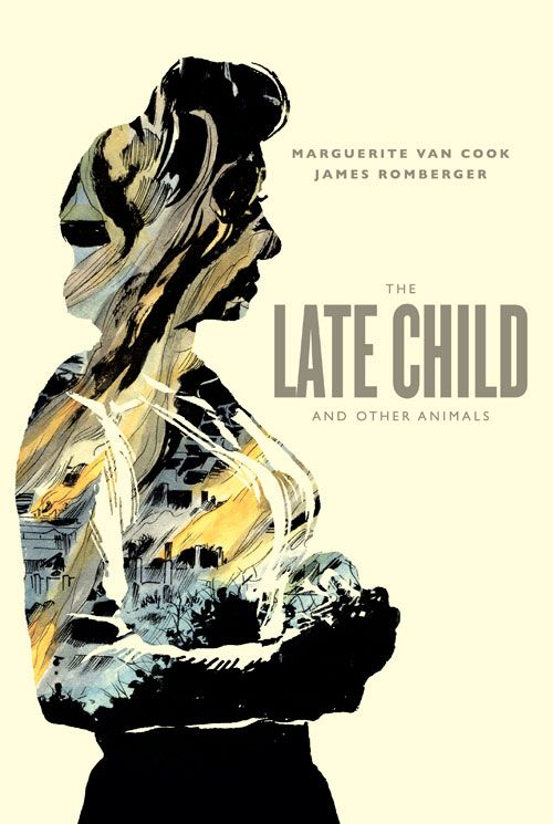 A sweeping memoir than spans generations of women learning and living through joy and turmoil http://www.fantagraphics.com/browse-shop/the-late-child-and-other-animals-12.html