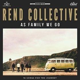 As Family We Go - a Rend Collective 2015-ös albuma!
