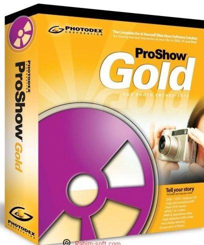 proshow gold full version serial key