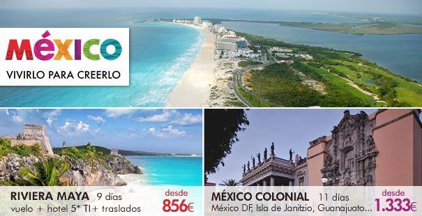 Viajes Caribe desde 751€. Ofertas de escapadas baratas Caribe - ELQUENOCORREVUELA.COM