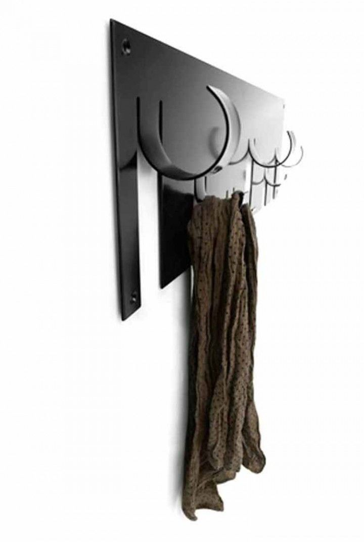 furniture living room furniture ideas small spaces unusual black modern coat hook home design woodland ideas - Modern Coat Rack