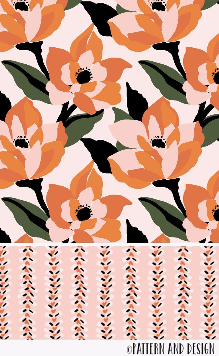 Learn to create surface pattern designs