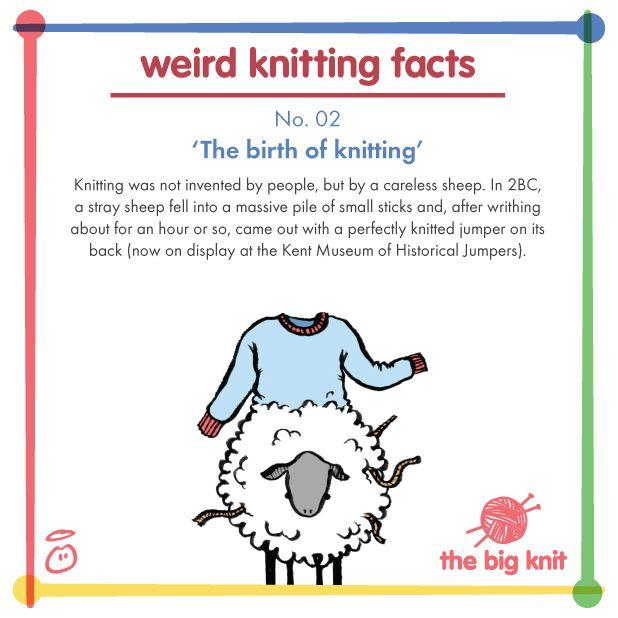 Knitting Jokes Uk : Best the big knit images on pinterest knits