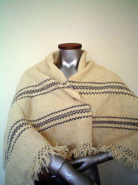 Echarpe/Piecera de Mestizo Textiles por DaWanda.com