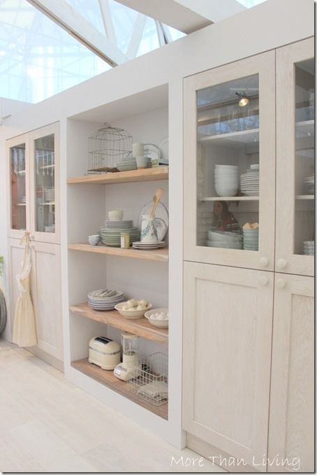 INTERIOR COLOR PALATE: this is the Euro palate I really like (chalky grey/taupe, cream, honey colored wood, and a few duck egg blue/green accents)