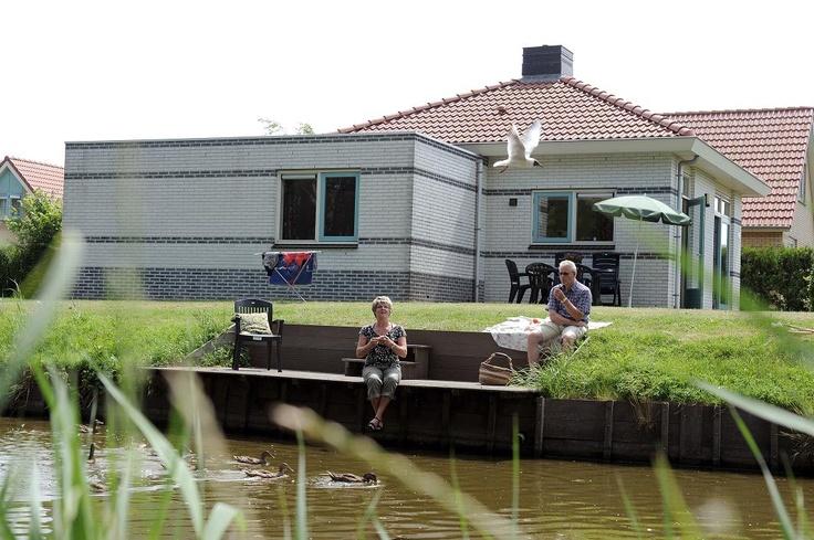 Tuin villa Hoorn (comfort)