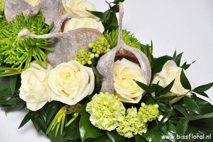Afscheid | Floral Blog | Bloemen, Workshops en Arrangementen | www.bissfloral.nl