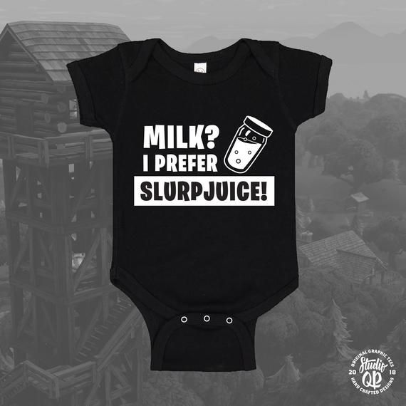 FORTNITE LEGEND BABY Bodysuit Cute New Gift Choose Size /& Color