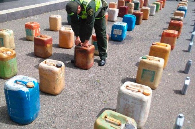 Vielma Mora: se debe aumentar la gasolina para detener el contrabando