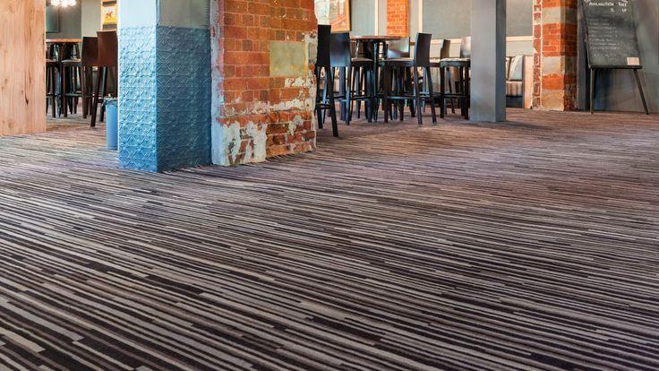 Carpet Case Study Godfrey Hirst | Stone Motherless Bar