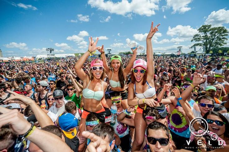 10 Summer Music Festivals You Can Easily Road Trip To From Montreal