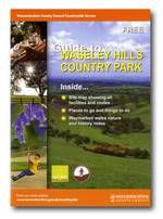 Image of Waseley Hills Country Park Guide Guide Cover