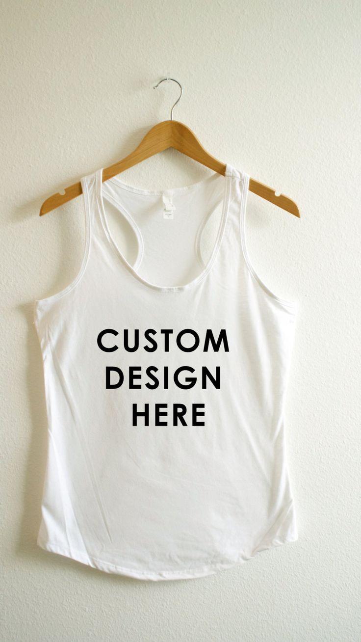 Más de 25 ideas increíbles sobre Create your own shirt en ...