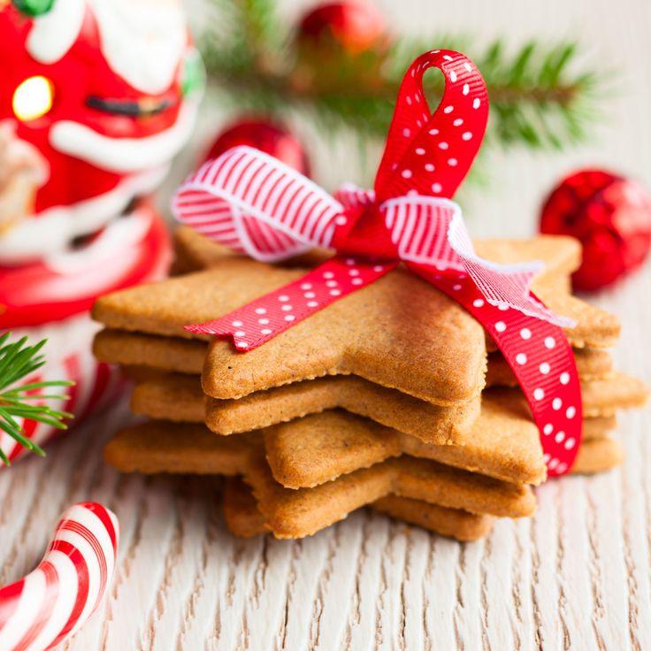 La recette des biscuits aux épices de Noël en vidéo