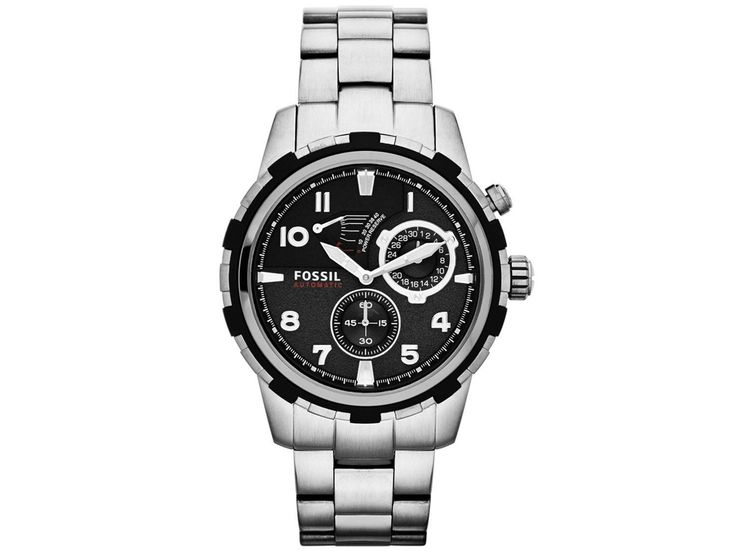 Wallmart Relógio Masculino Fossil ME3038/2PN Analógico com Cronógrafo Resistente à Água - Relógios - R$ 605