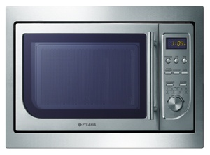 MICROWAVE OVEN 26 INOX by Pyramis