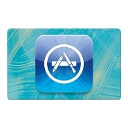 App Store Gift Card - $25 - Apple Store (Canada)   [Note: not an iTunes gift card]