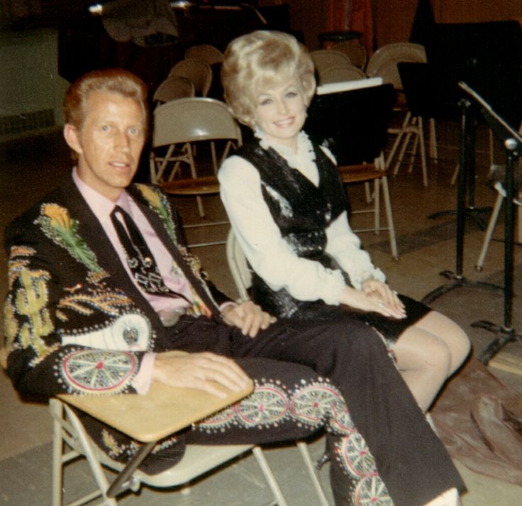 porter wagoner and dolly parton relationship