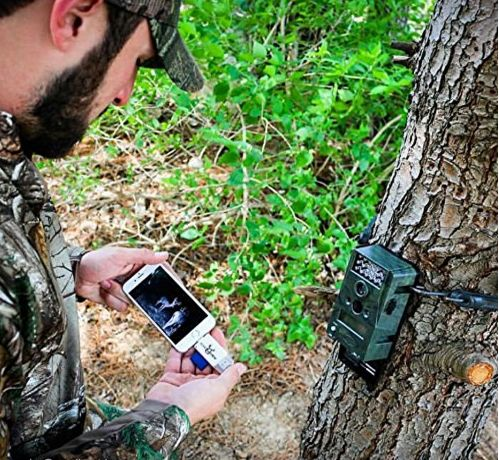Huntek Trail Camera Viewer for All Iphone And Android Models