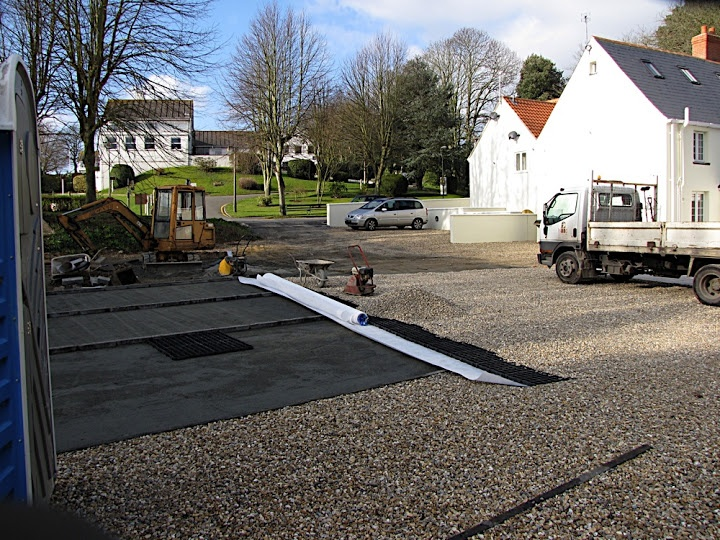 Pin By Gridforce Ground Reinforcement On Driveway