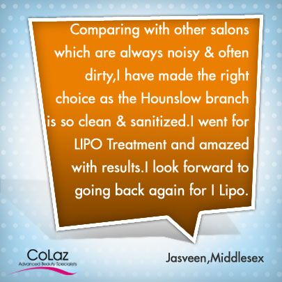 Jasveen was impressed with our service.
