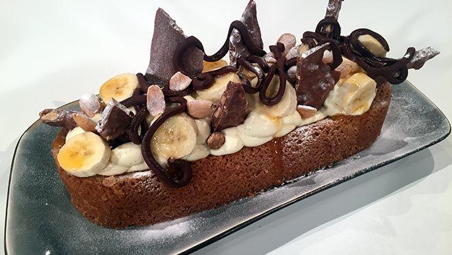 Bananasplitslof - Hollandse Bakkers | 24Kitchen