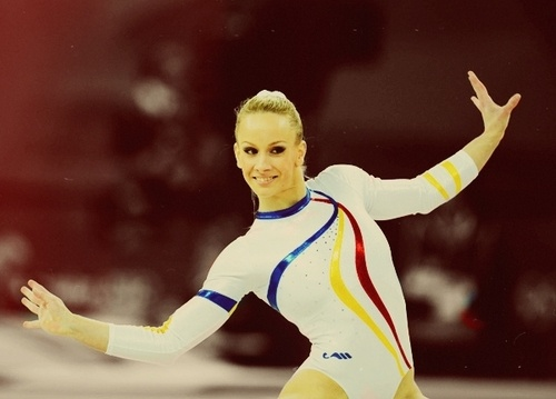 Sorry, this romanian gymnast sexy not