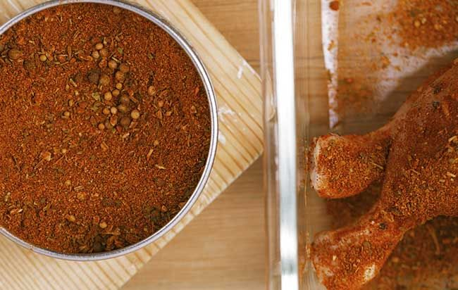 5 Spice Rubs That Make Chicken Mind-Blowingly Delicious  http://www.menshealth.com/nutrition/spice-rubs-for-chicken