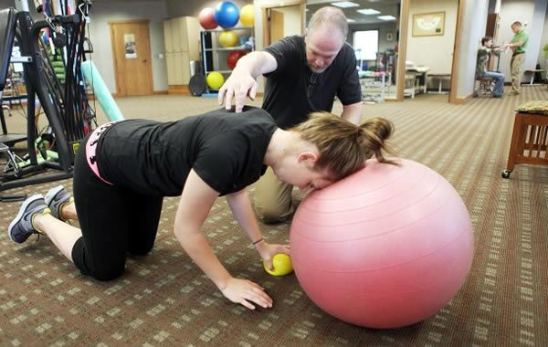 Programa de 10 semanas para el desarrollo del centro corporal, con el Globo de Ejercicio; ha sido utilizado en el ámbito clínico durante muchos años especialmente en el campo de la rehabilitación deportiva