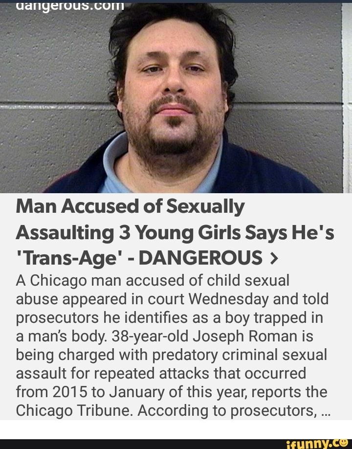 """WTF?!//this is exactly why """"trans-age"""" is not real and is a excuse for PREDATORY pedophiles to attack."""