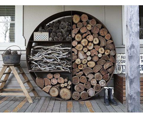 wood stacker • unearthed