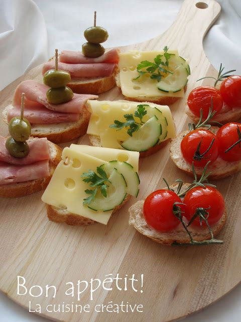 La cuisine creative mali zalogaji recepti vredni for How to make canape shells