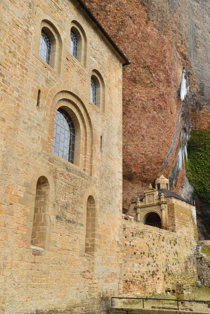 BERTA-NIA. Monasterio de S. Juan de la Peña (s.XI).