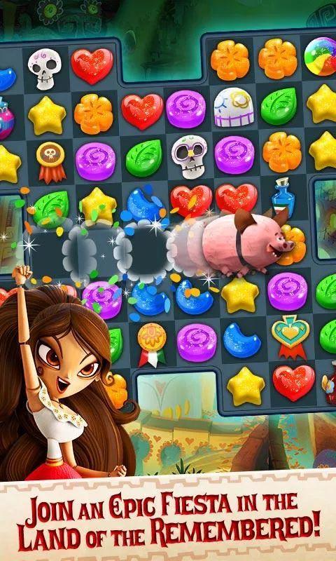 Sugar Smash- screenshot