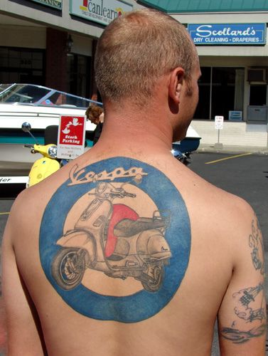 17 best images about scooter tatoos on pinterest pin up for Best tattoo artists in spokane