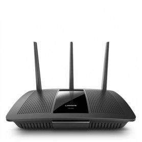 NEW Product Alert:  Linksys AC1900 Dual-band (2.4 GHz / 5 GHz) Gigabit Ethernet Black wireless router  https://pcsouth.com/wireless-routers-wifi/13848-linksys-ac1900-dual-band-24-ghz-5-ghz-gigabit-ethernet-black-wireless-router-wireless-router-linksys-4260184666218.html