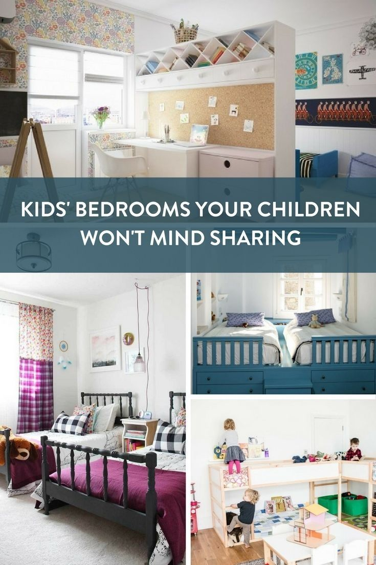 Thinking About Having Your Kids Share A Room? These Gorgeously Designed  Shared Spaces Will