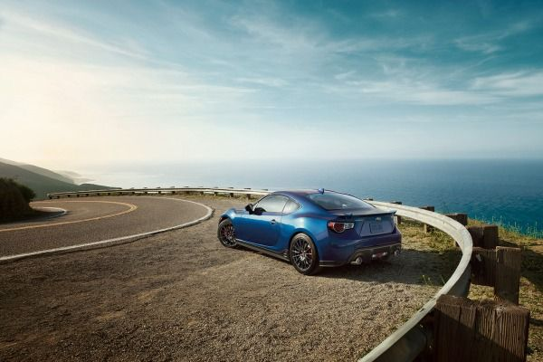 The 2015 Subaru BRZ sports car starts at $26,490, reflecting a $100 price increase over the 2014 model.