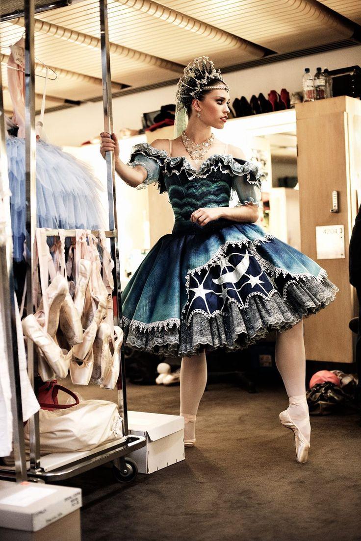 The Australian Ballet's Dana Stephensen. Photography Andrew Goldie