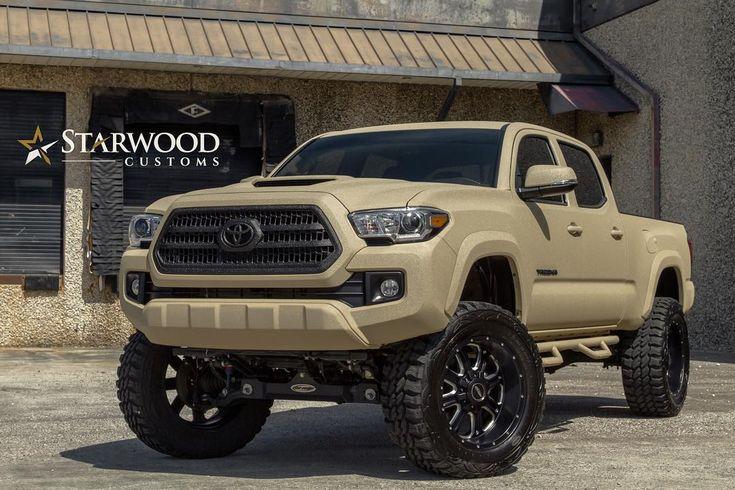 "5,357 Likes, 66 Comments - Starwood Motors® (@starwoodmotors) on Instagram: ""starwood custom toyota tacoma. #starwoodmotors"""