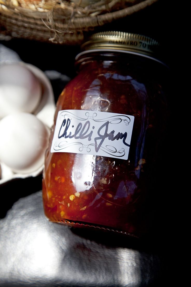 how to make chilli jam sauce